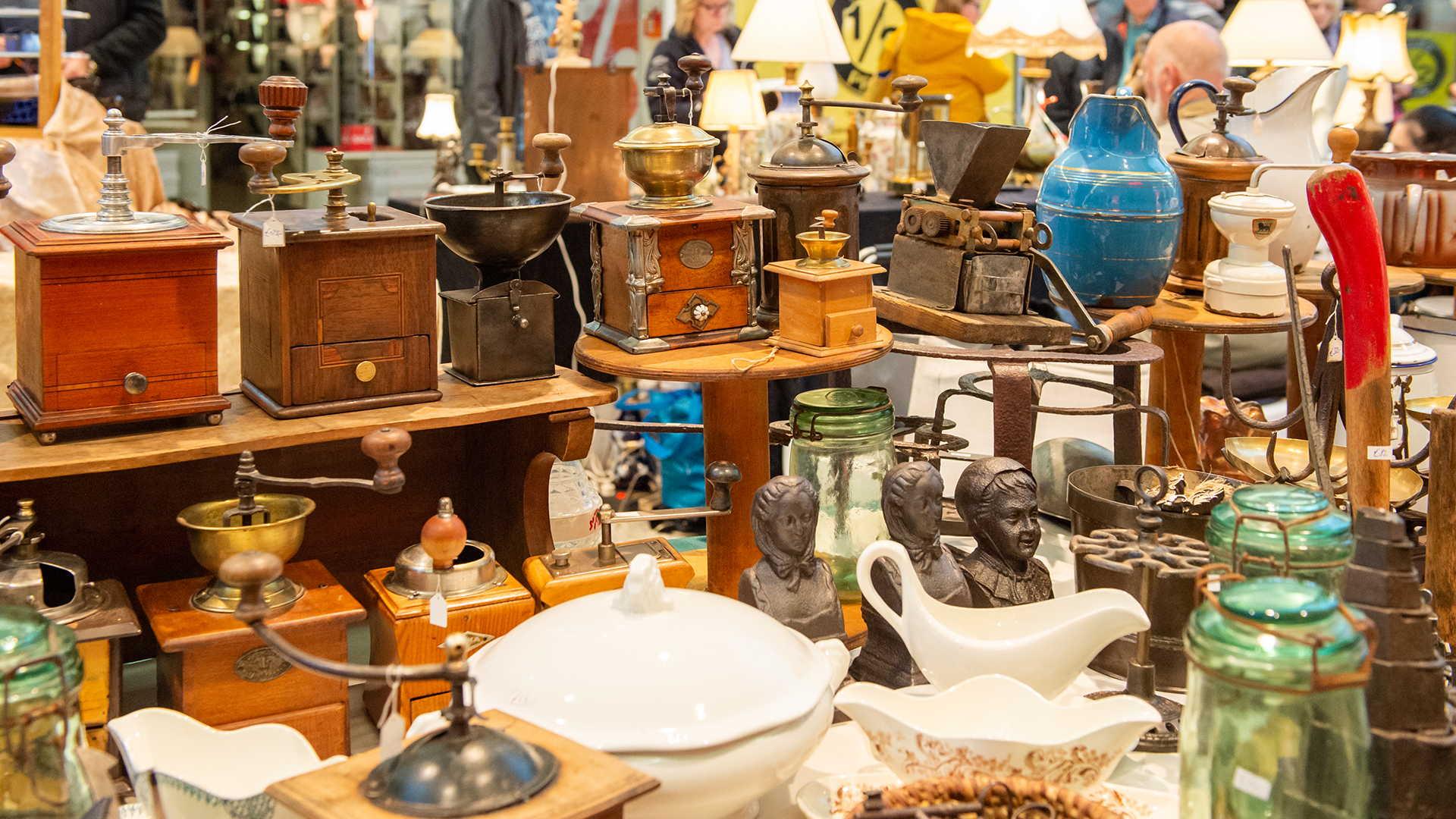 Antikmärkte In Nrw